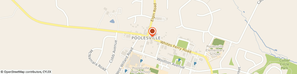 Route/map/directions to Jamison Charles H rl Estate, 20837 Poolesville, 19939 Fisher Avenue
