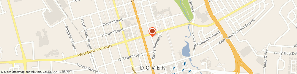 Route/map/directions to Cnc Insurance Associates Incorporated, 19901 Dover, 20 E Division St Ste A