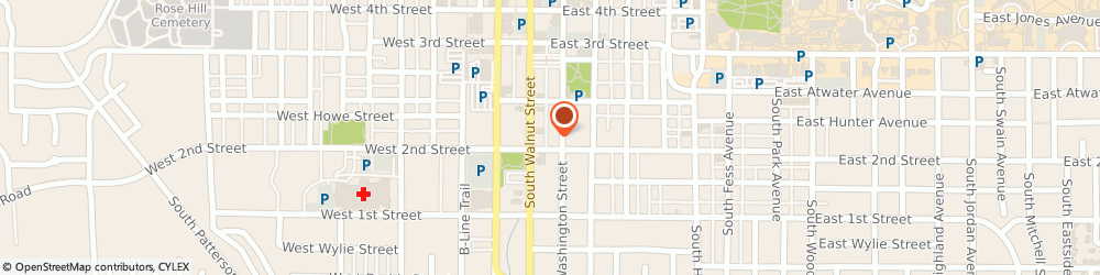 Route/map/directions to A1 Auto Insurance Agency, 47401 Bloomington, 115 East 2nd Street