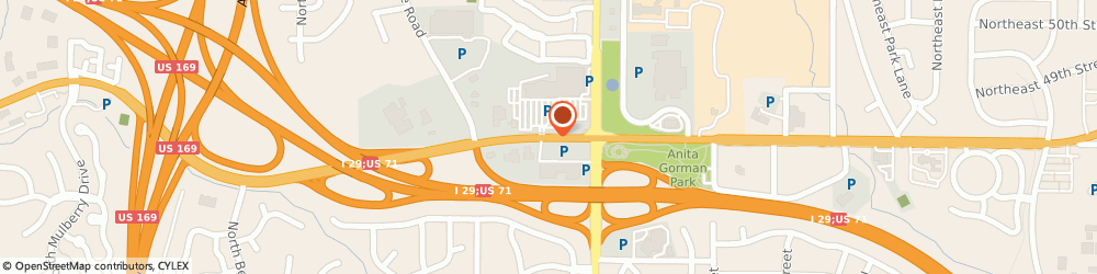 Route/map/directions to US BANK, 64118 Kansas City, 200 NORTHEAST VIVION ROAD