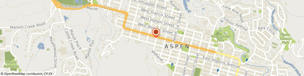 Route/map/directions to CHABAD OF, 81611 Aspen, 435 W MAIN ST