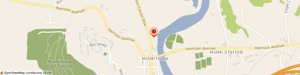 Route/map/directions to Miamitown Church of Christ, 45002 Miamitown, State Route 128 Miamitown Ohio 45002 (