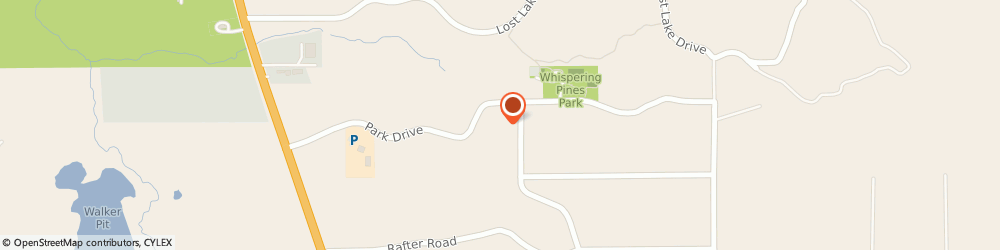 Route/map/directions to Dove Creek Enterprises Incorporated, 80116 Franktown, 2891 MOUNTAIN VIEW AVENUE