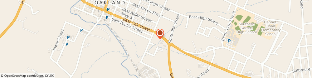 Route/map/directions to Little Caesars Pizza, 21550 Oakland, 837 East Oak St