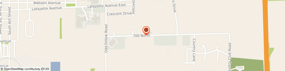 Route/map/directions to Church Of Jesus Christ Of Latter Day Saints, 61938 Mattoon, COUNTRY CLUB ROAD