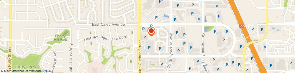 Route/map/directions to Purelite Candle Of Colorado, 80111 Centennial, 6490 SOUTH QUEBEC STREET