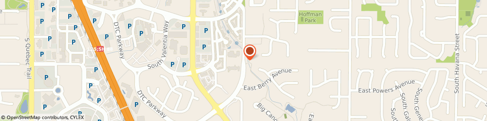 Route/map/directions to CITIBANK ATM, 80111 Englewood, 6630 S Yosemite St
