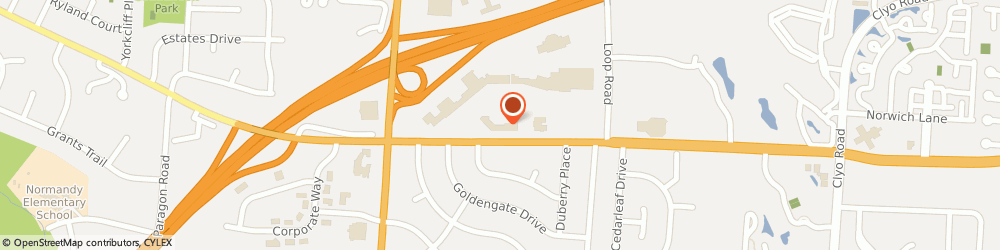 Route/map/directions to Woodcraft of Dayton, 45459 Dayton, 175 E. Alex-Bell Rd. #264