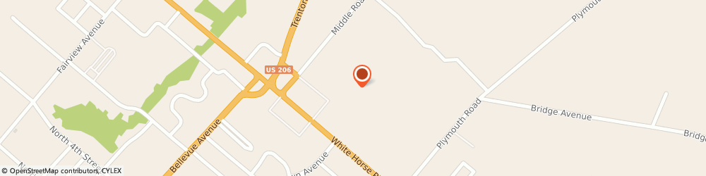 Route/map/directions to Virtua Primary Care - Hammonton, 08037 Hammonton, 75 South White Horse Pike
