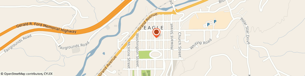 Route/map/directions to Safeco Insurance Agent, 81631 Eagle, 341 Broadway Blg B Ste 2