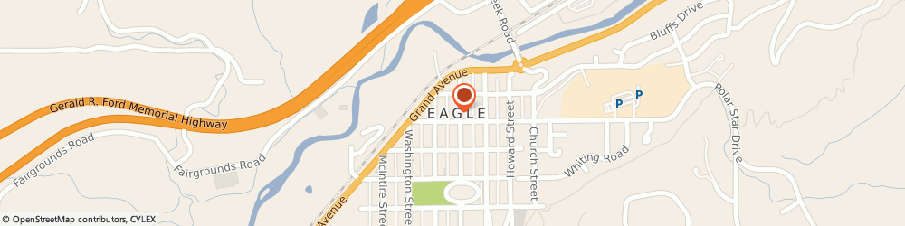 Route/map/directions to Safeco Insurance Agent, 81631 Eagle, 237 Broadway St