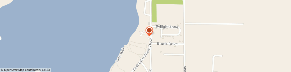 Route/map/directions to Villa Maria Retreat Ctr, 62712 Springfield, 1903 E Lake Shore Dr