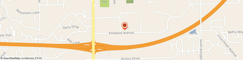 Route/map/directions to Fights Automotive Service Center, 46203 Indianapolis, 4221 SOUTH BUTLER AVENUE