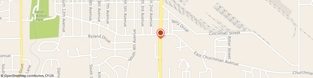 Route/map/directions to Speedway Petroleum, 46107 Beech Grove, 304 SOUTH 1ST AVENUE