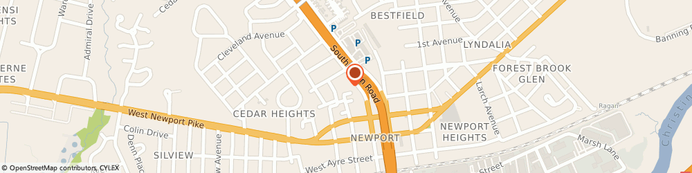 Route/map/directions to SERVPRO of Newark, 19804 Wilmington, 225 North James Street Suite C