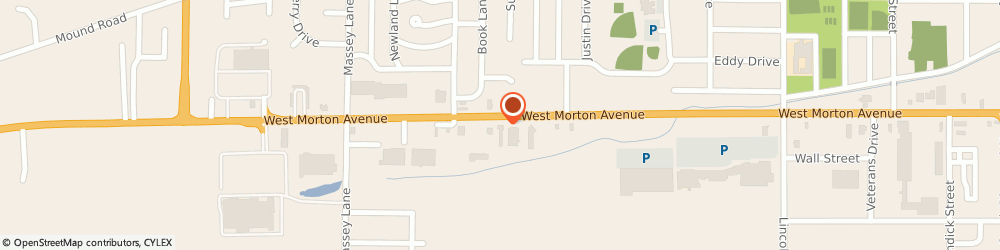 Route/map/directions to Erie Robert Turner Agency Inc., 62650 Jacksonville, 1715 W Morton Avenue Suite 1