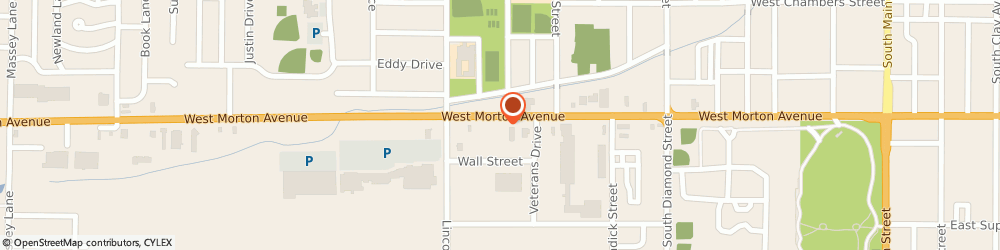 Route/map/directions to Jeff Mossman - State Farm Insurance Agent, 62650 Jacksonville, 1103 W Morton Ave