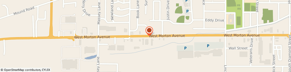Route/map/directions to Safeco Insurance Agent, 62650-2619 Jacksonville, 1850 W Morton Ave