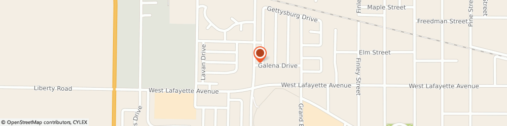 Route/map/directions to Tom Eoff - State Farm Insurance Agent, 62650 Jacksonville, 275 N Westgate