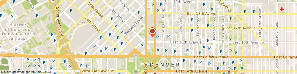 Route/map/directions to DataTech Labs Data Recovery, 80202 Denver, 1600 Broadway