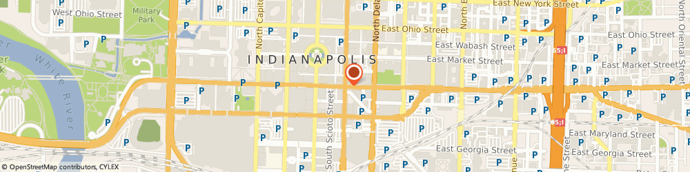Route/map/directions to Top Class Restorations LLC, 46227 Indianapolis, 5140 South State Avenue