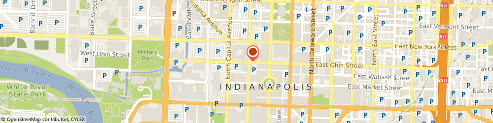 Route/map/directions to The American Legion University Veterans, 46244 Indianapolis, Po Box 44184