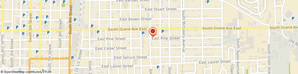 Route/map/directions to New Jerusalem Missionary Baptist Church, 62703 Springfield, 1429 S 17Th St