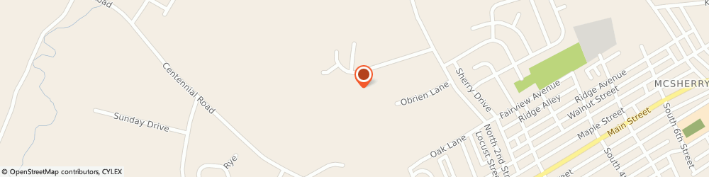 Route/map/directions to Ruud Contractor, 17331 Hanover, 124 Conewago Dr