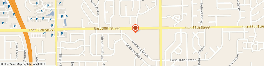 Route/map/directions to Cash America Pawn, 46226 Indianapolis, 8705 E 38Th Street
