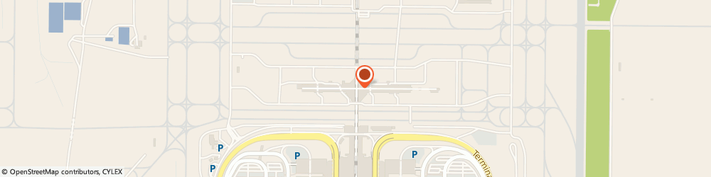 Route/map/directions to McDonald's, 80249 Denver, 8700 Pena Blvd