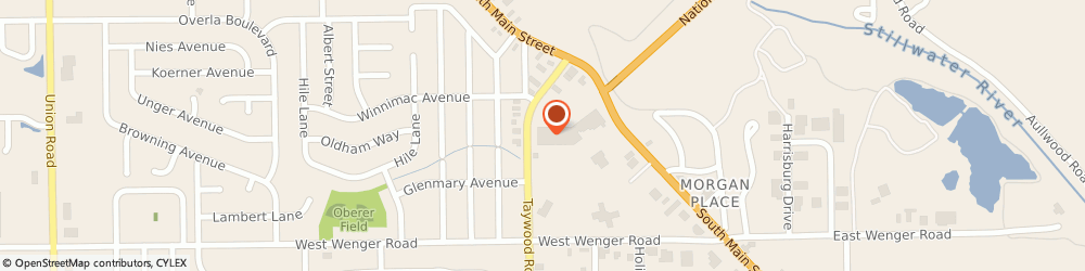 Route/map/directions to Subway, 45322 Englewood, 606 Taywood Rd