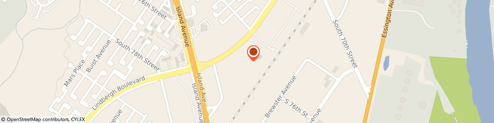 Route/map/directions to Navy Federal Credit Union ATM, 19176 Philadelphia, 7500 Lindbergh Blvd
