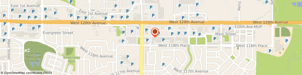 Route/map/directions to Martinizing Dry Cleaning, 80020 Broomfield, 5160 W 120th Ave # E