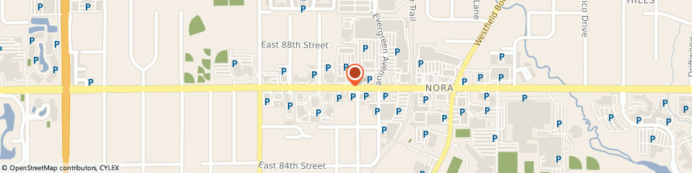 Route/map/directions to Fish Window Cleaning, 46240 Indianapolis, 1030 E 86Th St #34