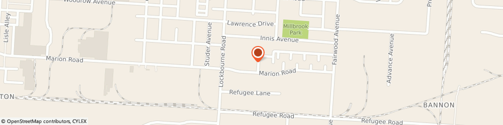 Route/map/directions to Save A Lot, 43207 Columbus, 2054 Lockbourne Rd