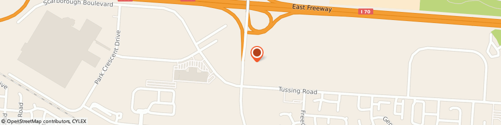 Route/map/directions to Starbucks Coffee Brice Road, 43068 Columbus, 2560 Brice Rd