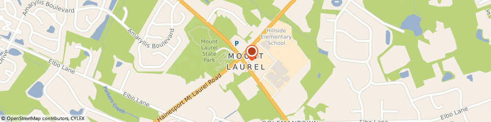 Route/map/directions to Sunoco, 08054 Mount Laurel, Milepost 37.1