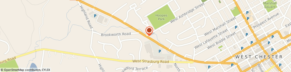 Route/map/directions to PETCO, 19380 West Chester, 680 Downingtown Pike
