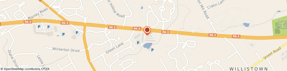 Route/map/directions to RE/MAX West Chester, 19382 West Chester, 1646 West Chester Pike Ste 2