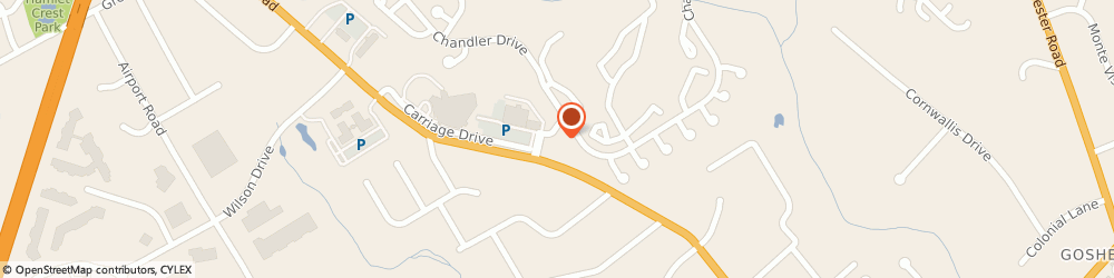 Route/map/directions to Rite Aid, 19380 West Chester, 1395 East Boot Road