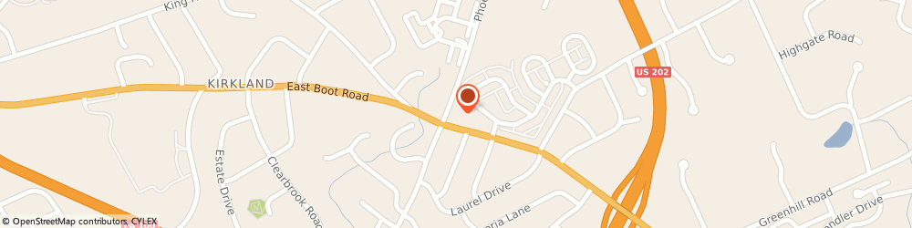 Route/map/directions to Rite Aid, 19380 West Chester, 1307 Phoenixville Pike