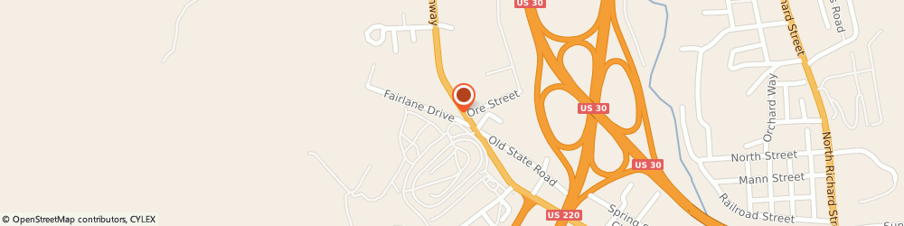 Route/map/directions to Safelite AutoGlass, 15522 Bedford, 7722 Lincoln Hwy