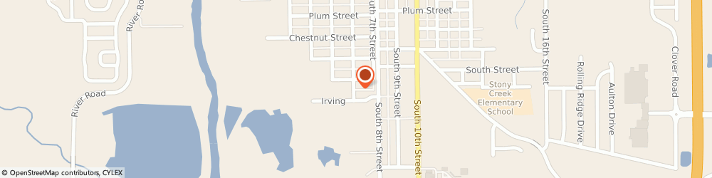 Route/map/directions to Auto Smart & All Pro Towing, 46060 Noblesville, 1348 1/2 S 6th St