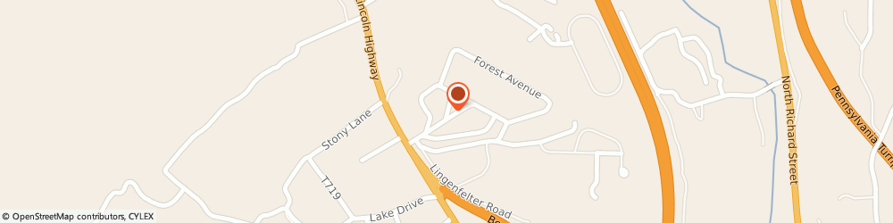 Route/map/directions to Hampton Inn Bedford, 15522 Bedford, 6 REED BLVD