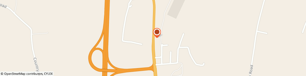 Route/map/directions to Travelodge Bedford, 15522 Bedford, 4517 Business 220