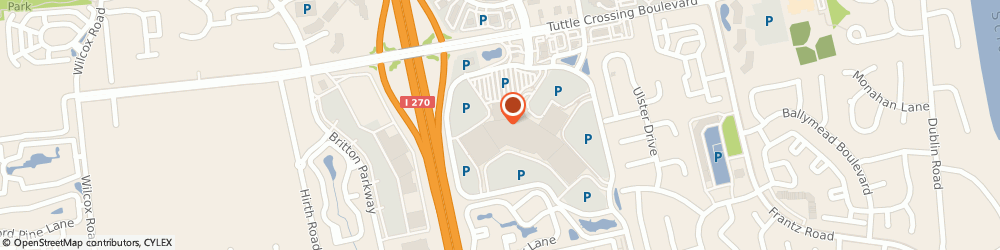 Route/map/directions to Lane Bryant, 43016 Dublin, 5043 Tuttle Crossing Blvd