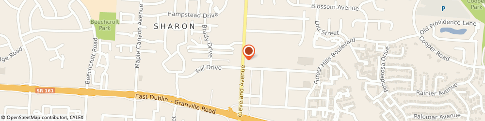 Route/map/directions to Yankee Candle Retailer, 43231 Columbus, 5779 Cleveland Avenue