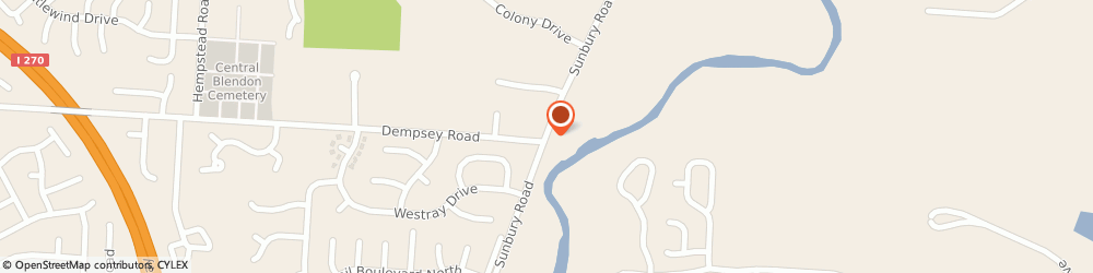 Route/map/directions to J Kim Tang Soo Do Martial Arts, 43081 Westerville, 5953 SOUTH SUNBURY ROAD