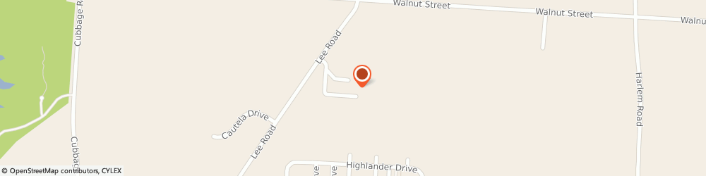 Route/map/directions to Northeast Light Hauling Bobcat Service, 43081 Westerville, 7570 Lee Rd