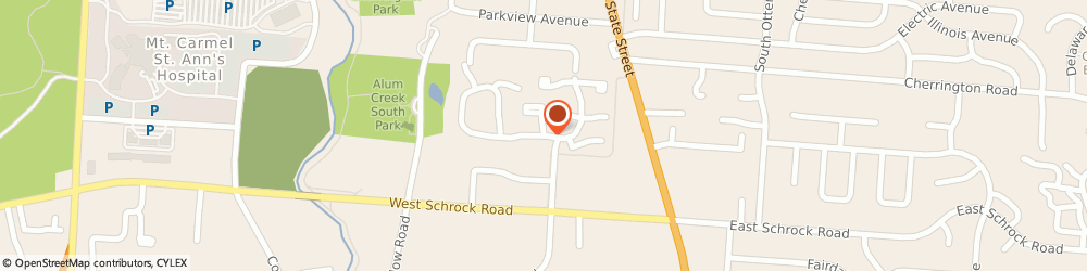 Route/map/directions to P & l Systems Incorporated, 43081 Westerville, 171 Charring Cross Dr. S